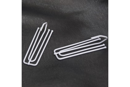 French Pleat Curtain 104 Hook - Top Hook pack of 12pcs