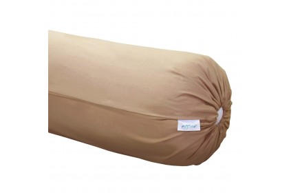 Essina Plain & Hotel Bolster Case Royale Egyptian Cotton ( Bolster pillow is not included)