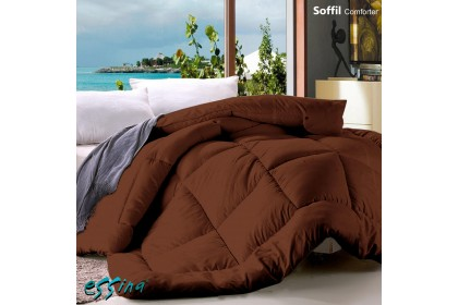 Essina Soffil Quilt Microfiber Comforter Blanket Only (TOTO) ( AVAILABLE QUEEN & SUPER SINGLE SIZE)