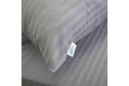 Essina Colour Palette 100% Cotton Fitted Bedsheet set with Comforter