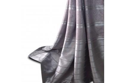 Essina Ariana Premium Blackout French Pleated Curtain 3 Panel Window