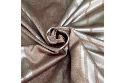 1 PIECE : Essina Eyelet Curtain Premium Blackout 140cm x 260cm - ISADORA (fit window/sliding door 1 panel - up to 120cm width)