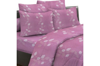Essina AURORA 100% Cotton 500TC Cadar King / Queen Fitted Bed sheet set ( Belle Collection )