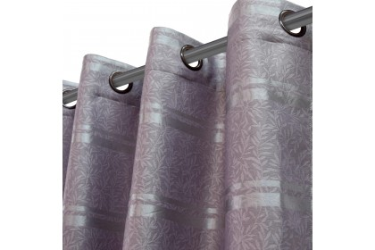 1 PIECE : Essina Eyelet Curtain Premium Blackout 100cm x 260cm - ARIANA (fit window/sliding door 1 panel - up to 90cm width)