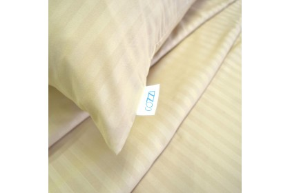 Cozzi Rainbow Quilt Cover & Fitted Bedsheet Plain & Hotel Style Cadar Queen / King / Super Single / Single