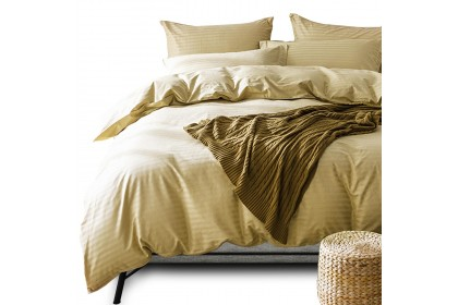 Essina Colour Palette 100% Cotton,1PC Quilt Cover with Pillow Case ( bed sheet is not included )