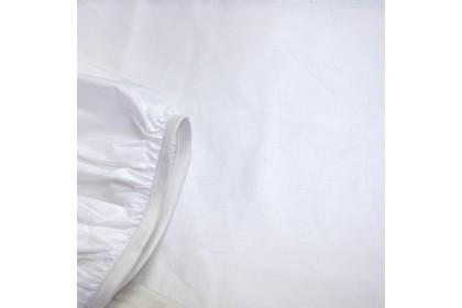 Essina 40CM Candies Comforter & Fitted Bed sheet set Plain & Hotel Cadar Bedsheet Queen / King 100% Cotton 620TC ( 16 INCH -High Mattress)