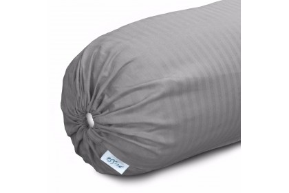 Essina Colour Palette Bolster Case / Cover Plain & Hotel Style 100% Cotton size 35cm x 105cm - ( pillow is not included)