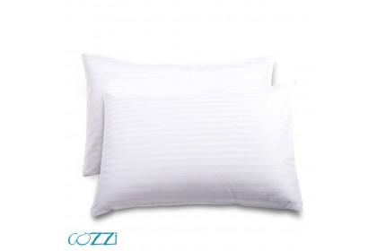 Cozzi Rainbow Pillow Cases / Cover Plain Colour Microfiber size 35cm x 105cm - 2 piece ( pillow is not included)