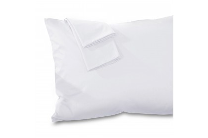Essina Plain & Hotel Cotton Pillow Cases Candies Pillow Cases 100% Cotton ( 2 pieces/pack )