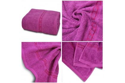READY STOCK : Essina Walltone Cotton Absorbent Bath Towel 70x140cm ,400 gm - 2 PIECE ( ADULT TOWEL )