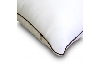 Essina Sleep Zone Ultra Soft Microplush Fiber Pillow 1200gm  - 1 PIECE