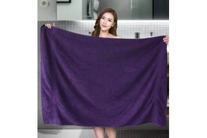 Essina Monica Cotton  Extra Large Bath Towel 100cm x 150cm,550gsm (1 PIECE )