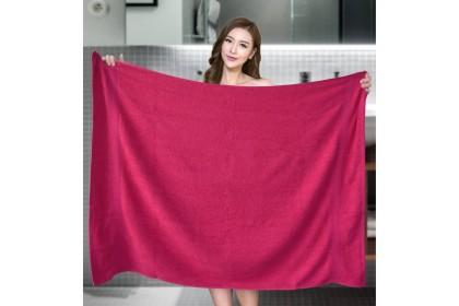 Essina Monica Cotton  Extra Large Bath Towel 100cm x 150cm,550gsm (1 PIECE )