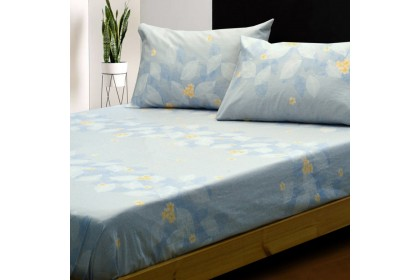 [100% Cotton ]Essina Valencia Fitted Bed Sheet Cadar  620TC King / Queen /Super Single