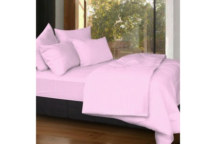 Cozzi Rainbow Microfiber Plush Quilt Cover / Duvet cover 1 piece with Pillow Case ( bedsheet is not included )