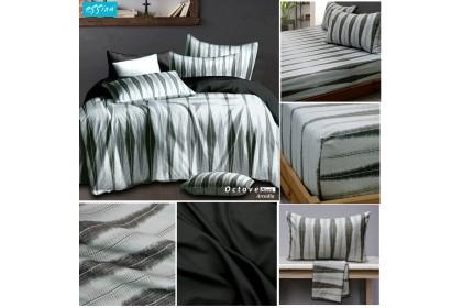 [NEW] Essina Arcadia Comforter & Fitted Bedsheet Cadar Queen / King / Super Single Modern Style 33cm High Mattress [ Bohemia , Violeta , Octave , Cosmic , Origami ]