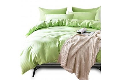 [100% Cotton ]Essina Colour Palette Fitted Sheet set 680TC Cadar Bedsheet King / Queen / Super Single Plain Hotel