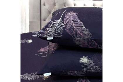 Essina Arcadia Microfiber Pillow Case 2 PIECES/PACK , 50cm x 72cm (PILLOW NOT INCLUDED) ( 5 design available )