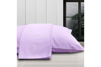 Cozzi Magic Colour Pillow Cases / Cover Plain Colour Microfiber ,size 50cm x 72cm - 2 piece ( pillow is not included)