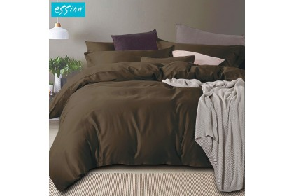 "Essina Egyptian Royale 950TC Quilt Cover & Fitted Bed Sheet set Cadar set Super King / King/Queen(16"" High Mattress)"
