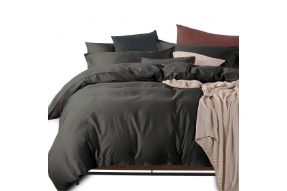 """Essina Egyptian Royale 950TC Quilt Cover & Fitted Bed Sheet set Cadar set Super King / King/Queen(16"""" High Mattress)"""