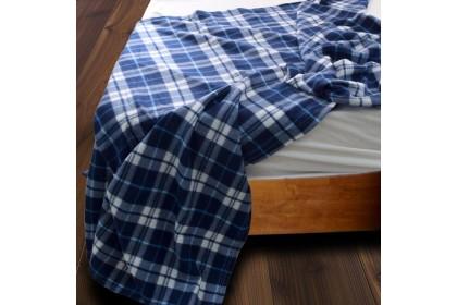 Essina Microfleece Single Soft Blanket  size 1.4M x 2M ( Selimut Lembut )