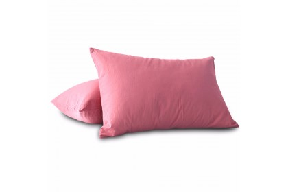 Essina Cotton Soft 400TC Pillow Cases 2pcs_pack Assorted Colour