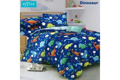 Essina Kids Cartoon Children Comforter & Fitted Bed Sheet Cadar King / Queen / Super Single Bambino Collection ( 33cm High Mattress )