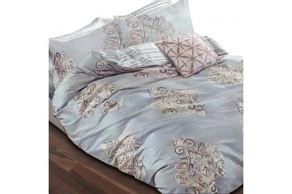 "Essina 100% Cotton 620 thread counts Kensington Comforter set ( fitted sheet fit maximum 16"" / 40cm High Mattress)"