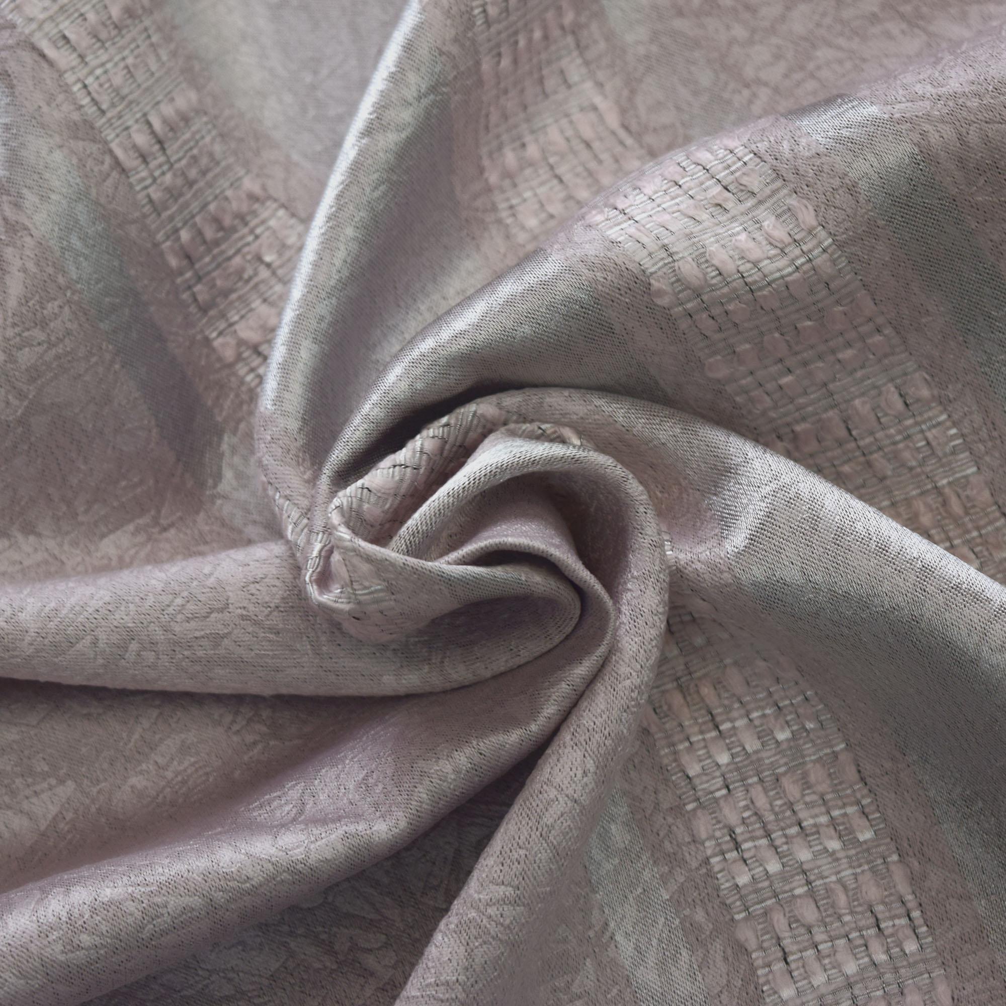 1 PIECE : Essina Eyelet Curtain Blackout 140cm x 260cm - Pink Lady ( Curtain Sale )