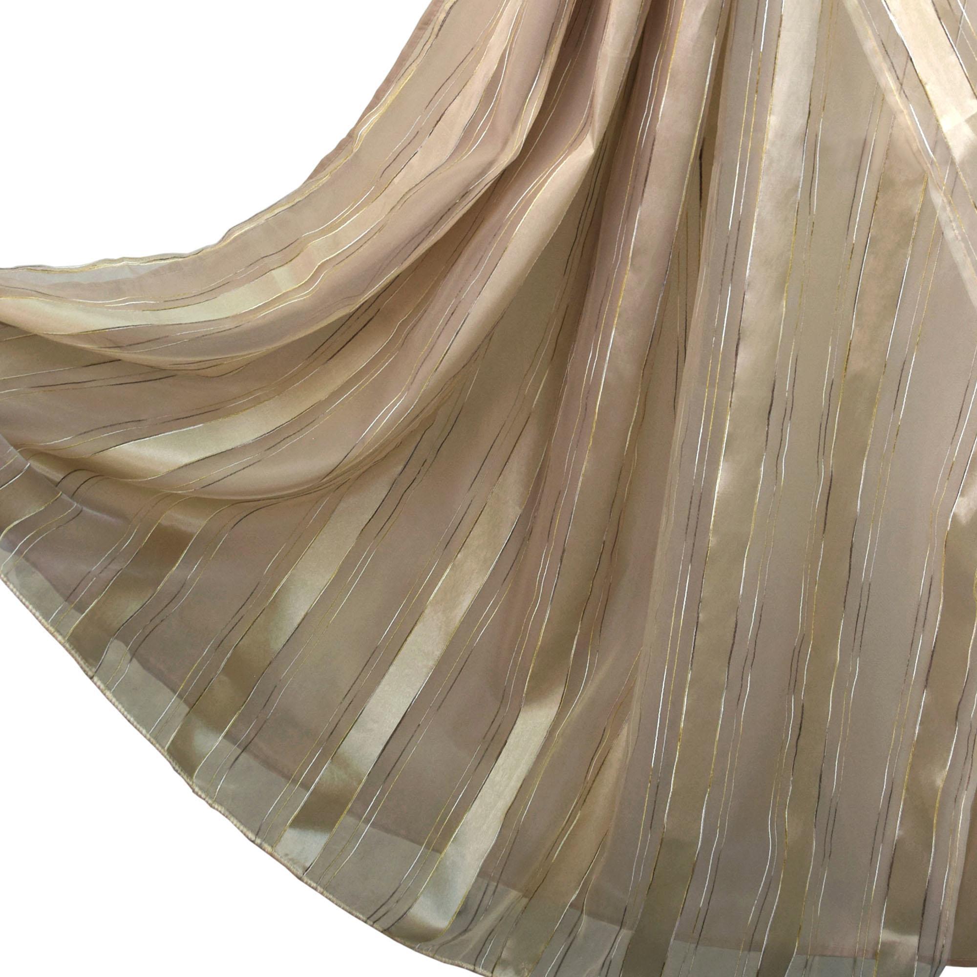 Essina Eyelet Curtain 2 Layer (Day & Night) 140cm x 240cm Softline - 1 PIECE
