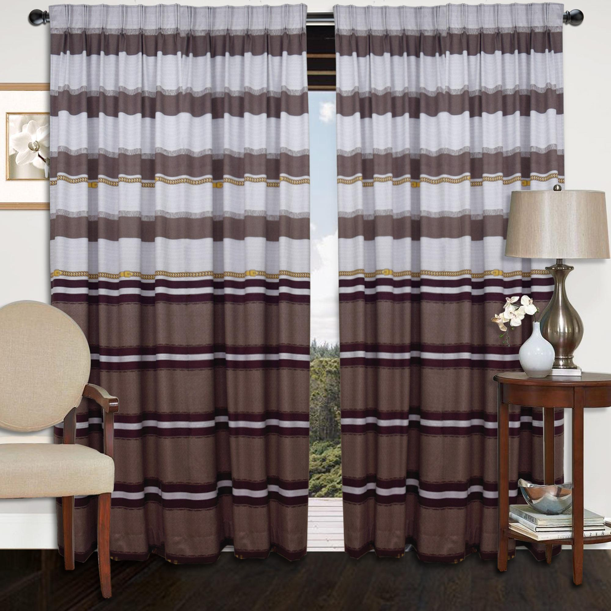 Cozzi Tiffany French Pleated Curtain 1 Layer