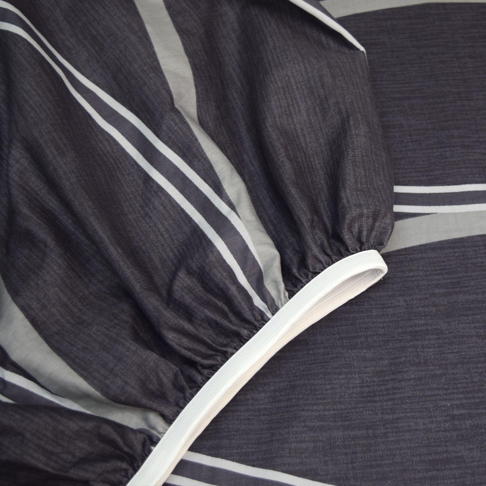 Essina 40cm 100% Cotton 620TC Fitted Bed Sheet set ( ROSETTA COLLECTION )