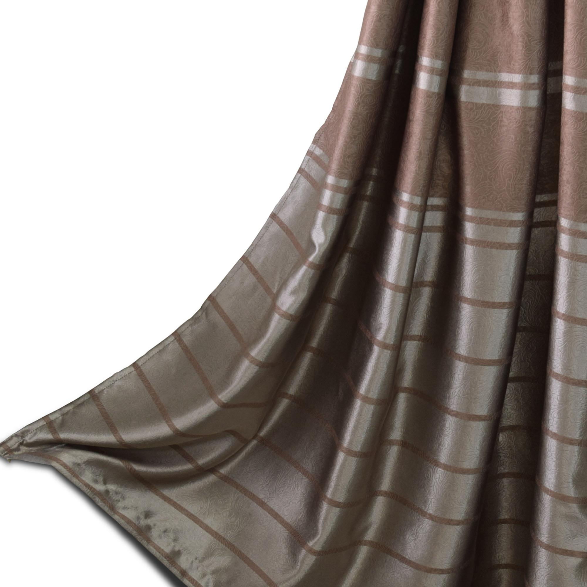 Essina Isadora Premium Blackout French Pleated Curtain 4.5 Sliding Door