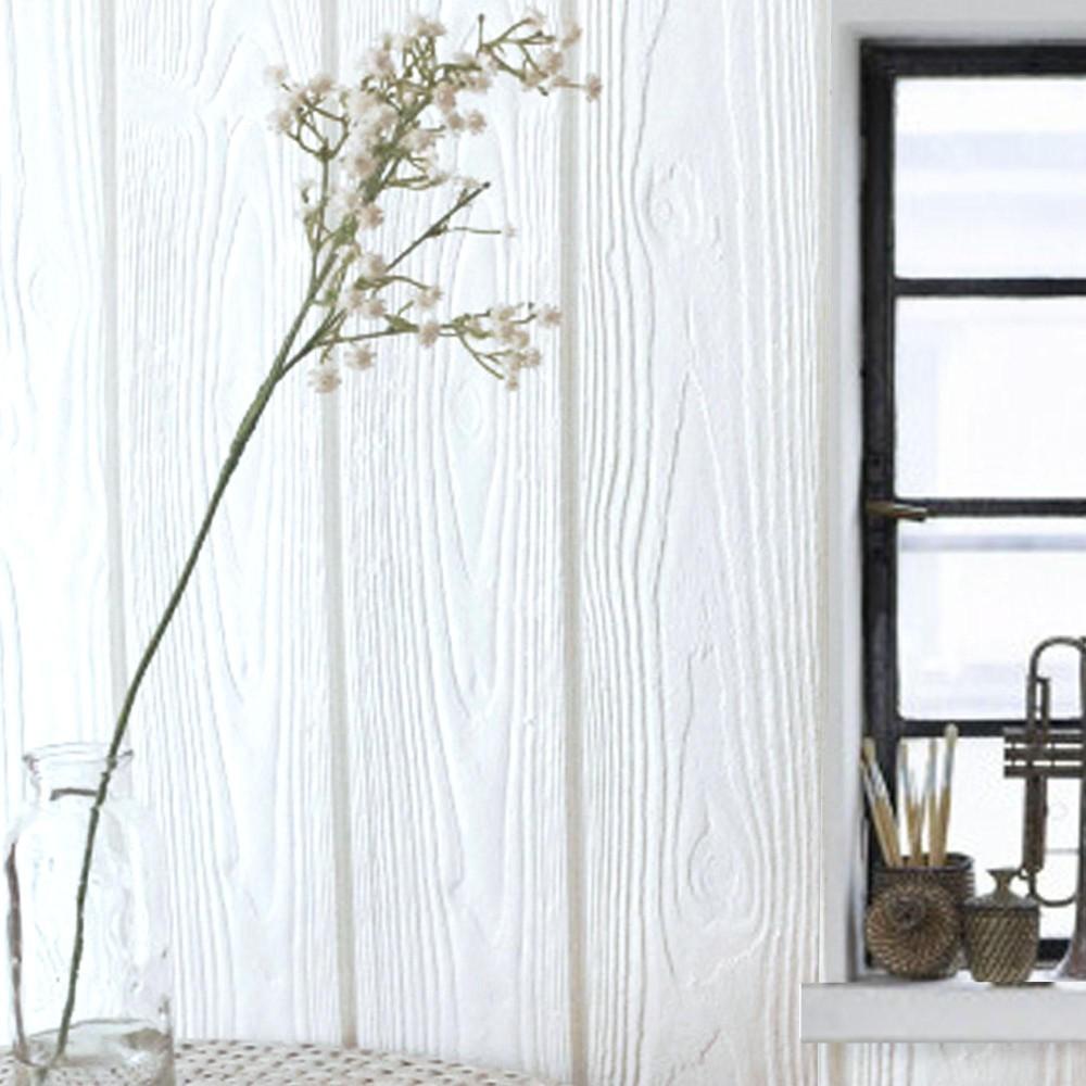 Wallsticker Wood 3D DIY Wall (70cm x 75cm) PE Foam 1 PIECE ( 2 DESIGN AVAILABLE )