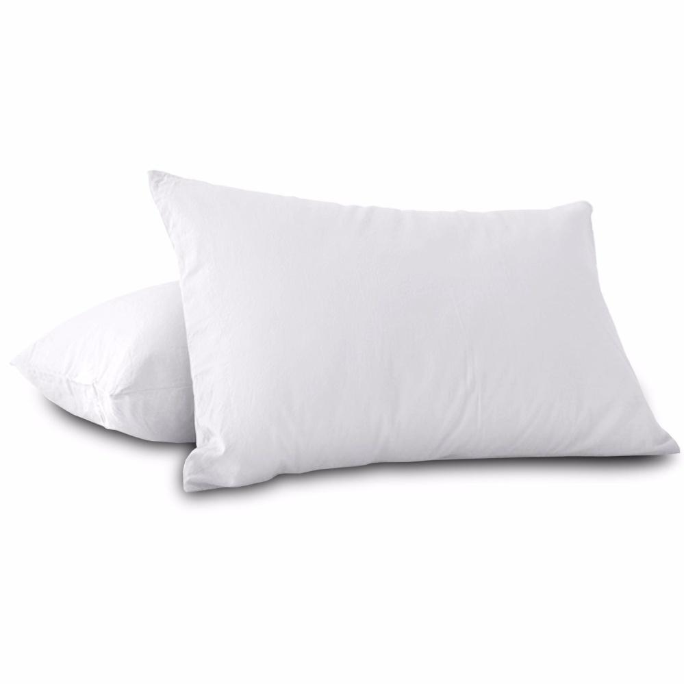 Essina Cotton Soft Pillow Cases / Cover Plain Colour Microfiber ,size 50CM X 72CM - 2 piece ( pillow is not included)