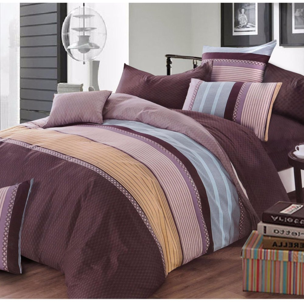 Essina 100% Cotton 620 Thread Counts Placido Collection - BAILEY - King size