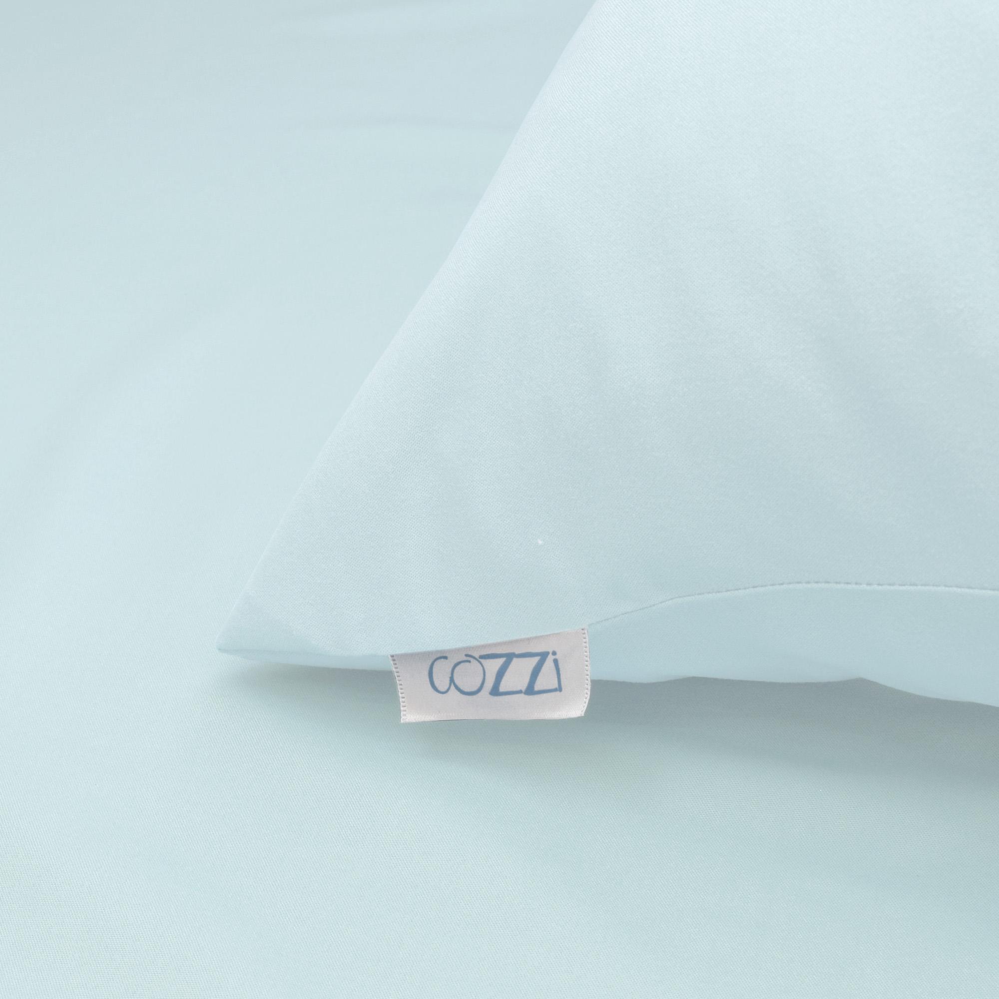 Cozzi Magic Colour Microfiber Quilt Cover + Pillow case ( Cadar Bedsheet not included )