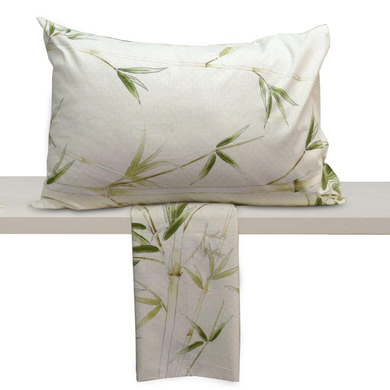 Essina 100% Cotton Assorted Cotton Pillow Case 1 piece (PILLOW NOT INCLUDED)